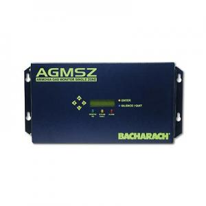 Bacharach AGM-MZ Multi Point Ammonia Refrigerant Gas Monitoring System