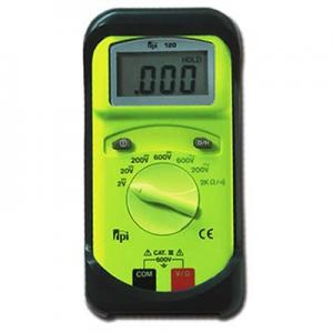 TPI 120 Handheld Compact Digital Multimeter