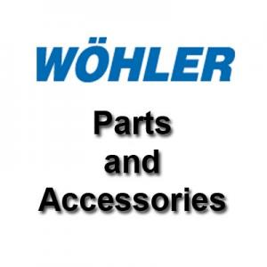 Wohler 9611 Air Temperature Probe for A 500 Combustion Analyzer