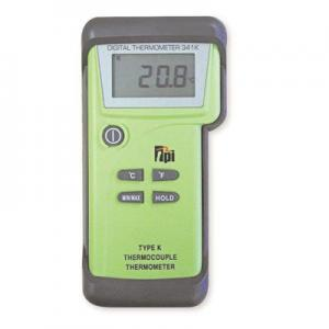 TPI 341KC2 Single Input K-Type Thermocouple Digital Thermometer