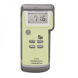 TPI 343C1 Dual Input K-Type Thermocouple Digital Thermometer