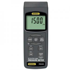 General Tools PM930SD Data Logging Pressure Meter with SD Card