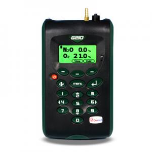 Viasensor G210-11N Medical Gas Analyzer with N2O (0-100%), O2 (0-100%),  CO2 (0-2,000 ppm), and CO (0-500 ppm)