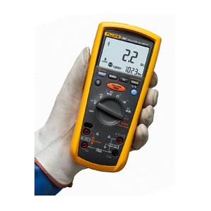 Fluke 1587 T TRMS Insulation Tester and Multimeter