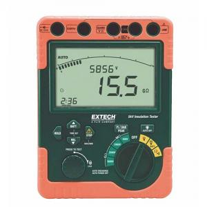 Extech 380396 220VAC High Voltage Insulation Meter