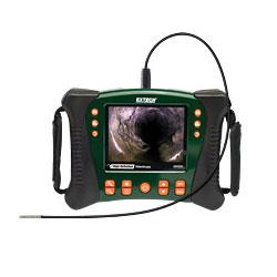 Extech HDV610 High Definition VideoScope Borescope Inspection System