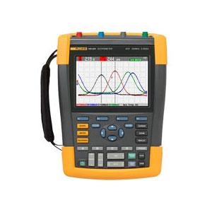 Fluke 190-062/S Color ScopeMeter 60 MHz 2 Channels with Software
