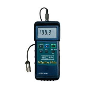 Extech 407860-NIST Heavy Duty Handheld Digital Vibration Meter