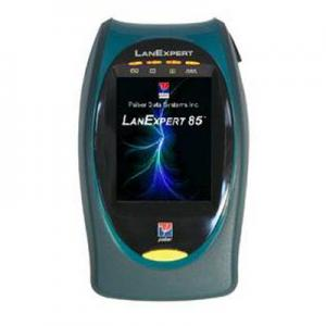 Psiber LE85S LanExpert Copper and Singlemode Fiber Network Test Tool