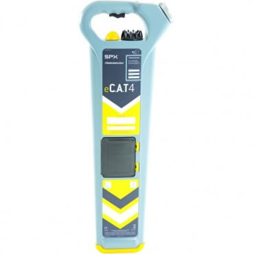 Radiodetection eCAT4 Plus Underground Cable Locator EN44