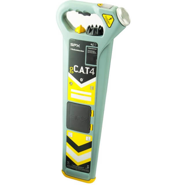 Radiodetection gCAT4 Plus Underground Cable Locator EN27