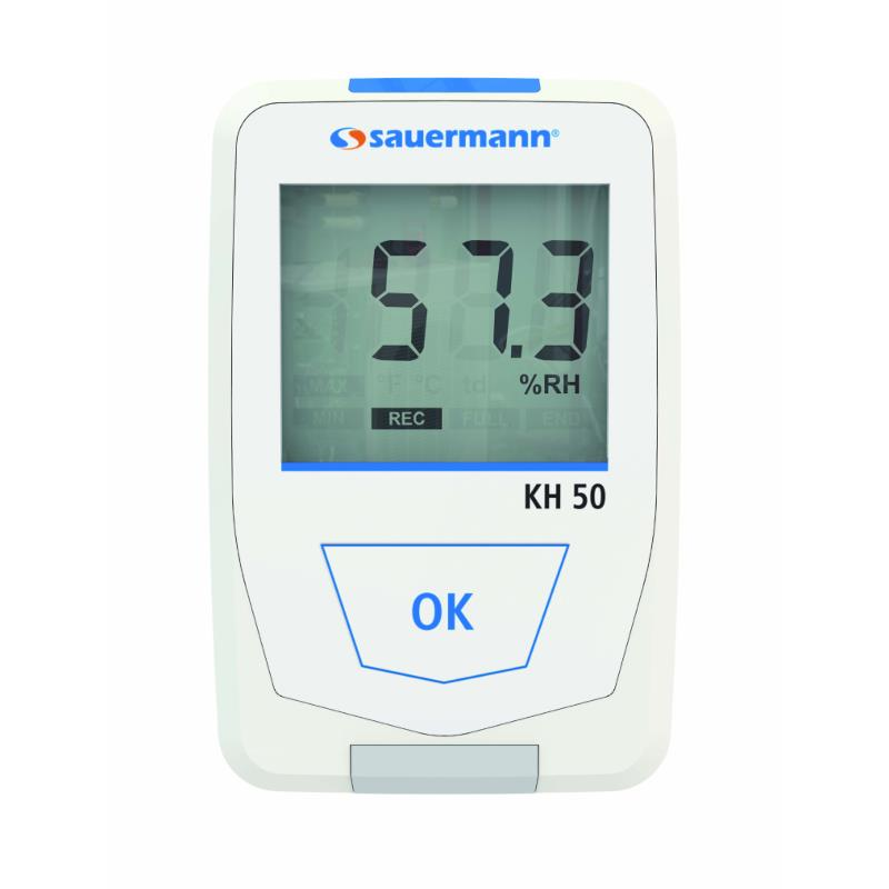 Sauermann KH50 Temperature and Humidity Data Logger