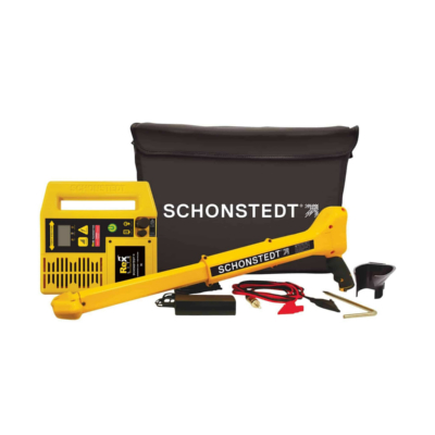 Schonstedt Rex-Lite REX-L82 Dual Frequency Pipe and Cable Locator for Water Sewer and Gas Pipes