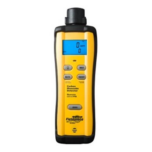 Fieldpiece SCM4 Handheld Digital Carbon Monoxide Detector (Free 2nd Shipping)