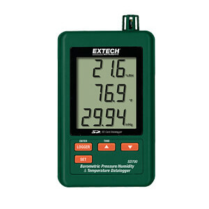 Extech SD700 Datalogger for Pressure Humidity Temperature