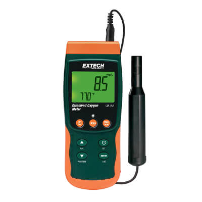 Extech SDL150 Dissolved Oxygen Tester and Datalogger