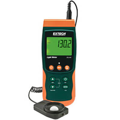 Extech SDL400 Datalogging Digital Light Meter