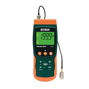 Extech SDL800 Vibration Meter with Datalogging