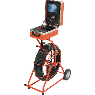 Gen-Eye Vista SL-GV-C Pipe and Sewer Inspection Camera