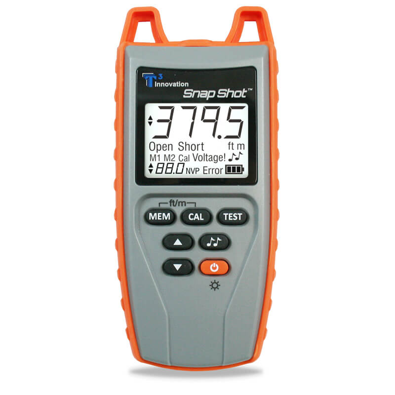 T3 Innovation SS200 Snap Shot TDR Cable Fault Locator