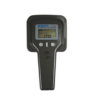 Shimpo ST-5000 Dual-Function Stroboscope and Tachometer