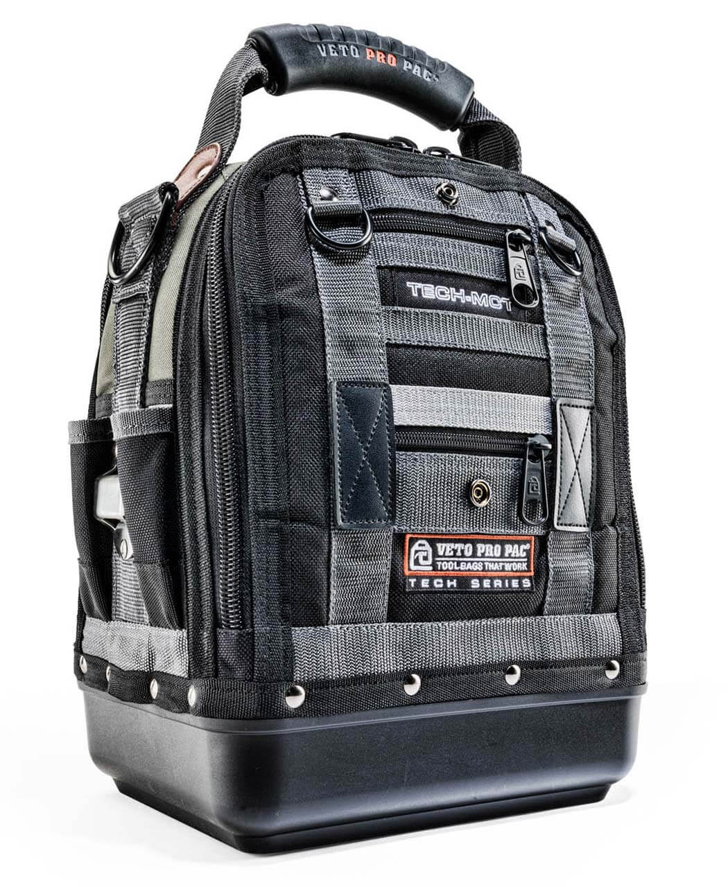 Veto Pro Pac Tech MCT Tool Bag with Two Storage Bays