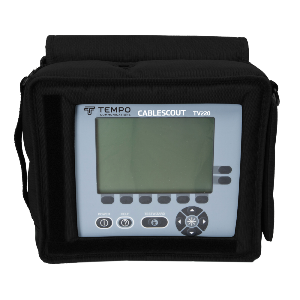 Tempo TV220  CableScout Cable Fault Locator