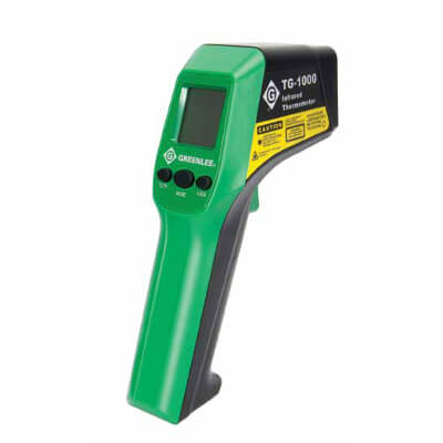 Greenlee TG-1000 Handheld IR Thermometer