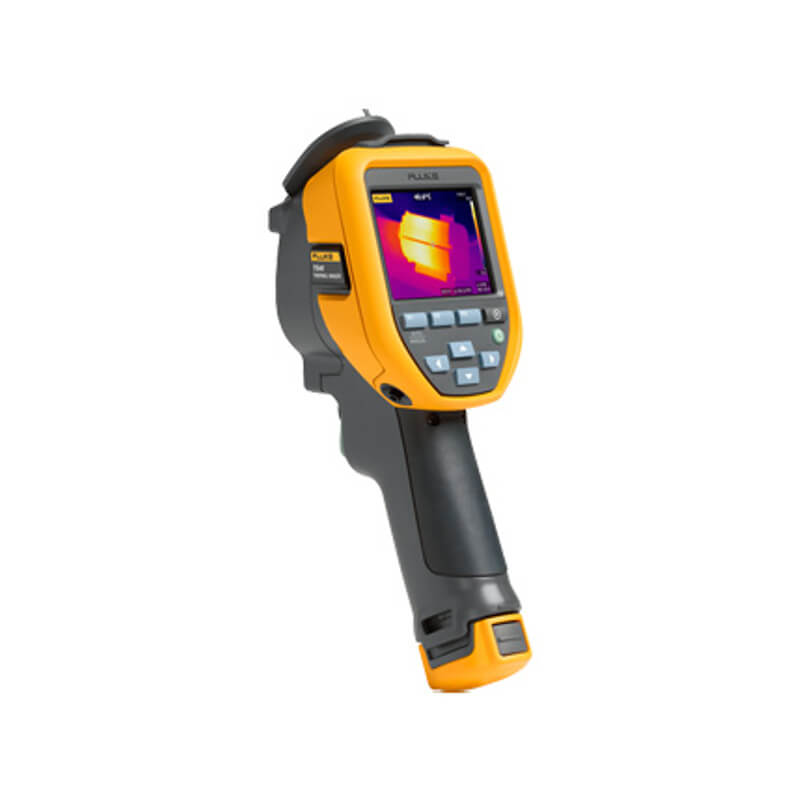 Fluke TiS40 Infrared Camera 9Hz 160x120 Resolution and Easy Point and Shoot Technology