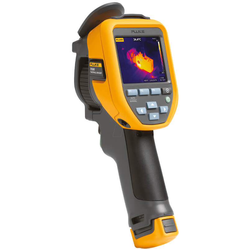 Fluke TiS55 Thermal Infrared Camera with Fluke Connect