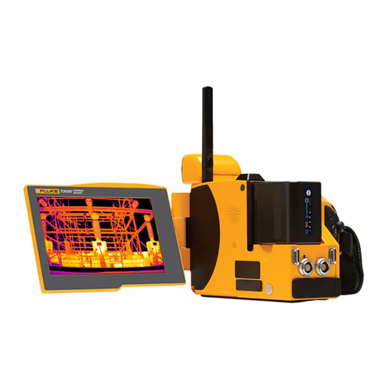Fluke TiX620 Expert Series Infrared Camera 30Hz 640x480 Resolution