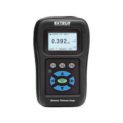 Extech TKG150 Digital Handheld Ultrasonic Thickness Gauge