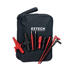 Extech TL808-KIT Professional Test Lead Kit