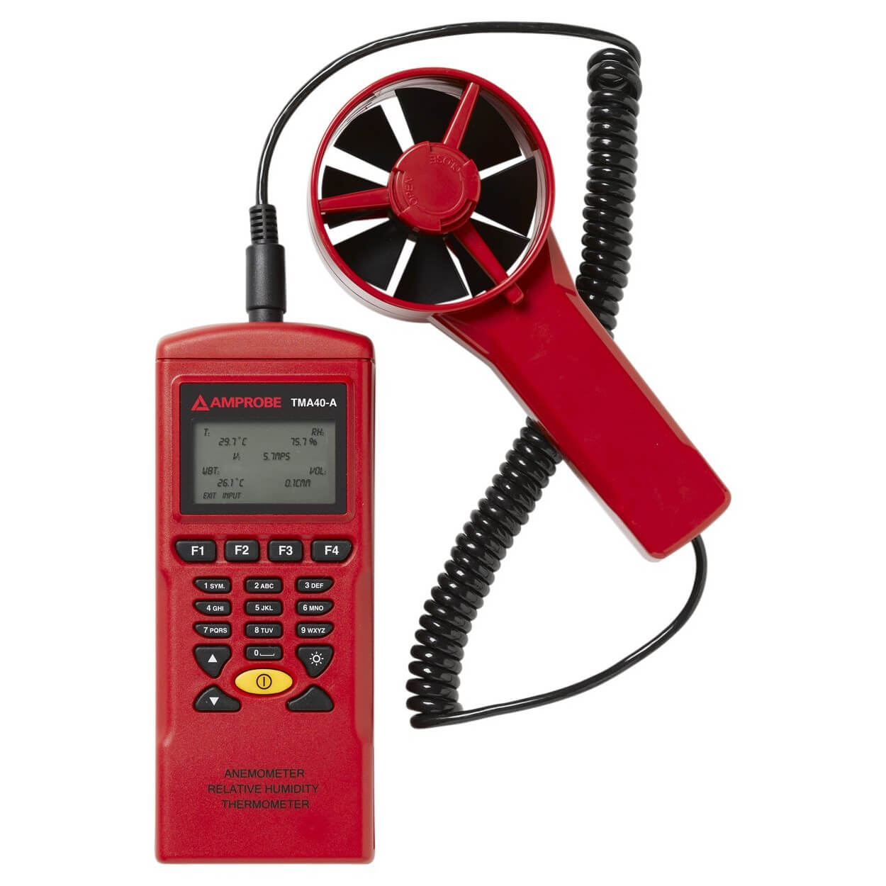 Amprobe TMA40-A Digital Anemometer with Datalogging