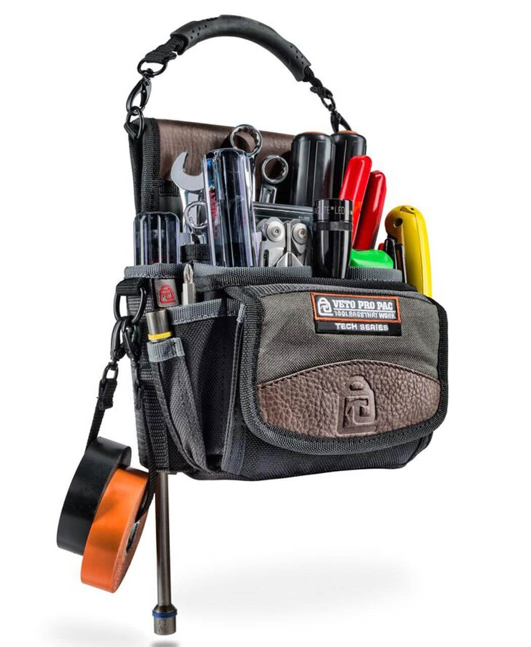 Veto Pro Pac TP4 Tool Pouch with 20 Pockets