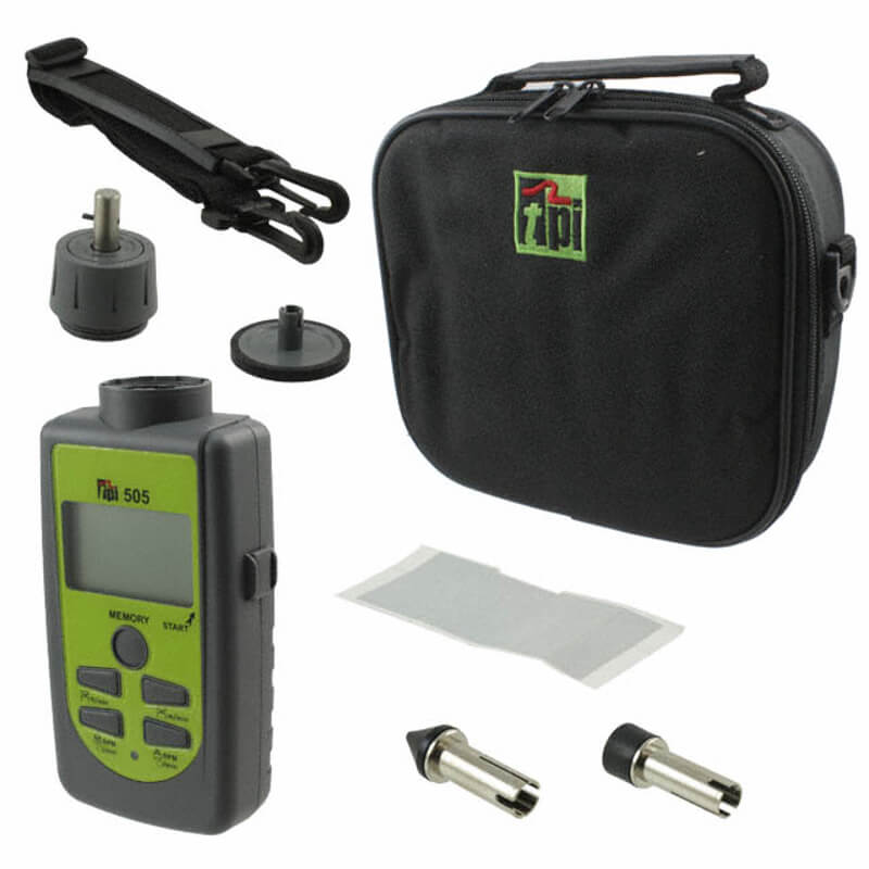 TPI 505 Photo Tachometer Handheld