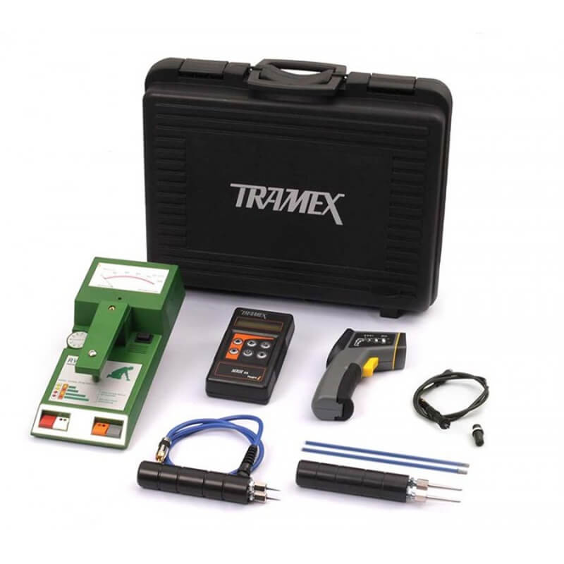 Tramex EIK5.1 EIFS Inspection Kit for Detecting Moisture with RH Probe