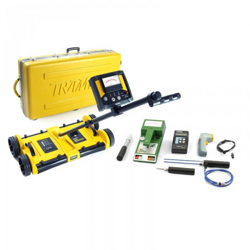 Tramex RMK5.1 Roof Master Moisture Survey Kit DSAL RWS CMEX2 Probes and Accessories