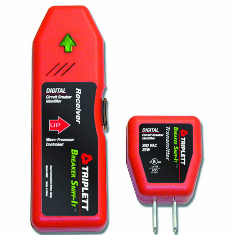Triplett Breaker Sniff-It 9650 Breaker Tracer and Identifier