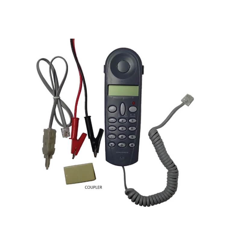 Triplett BSX200 Basic Phone-Line Butt Set