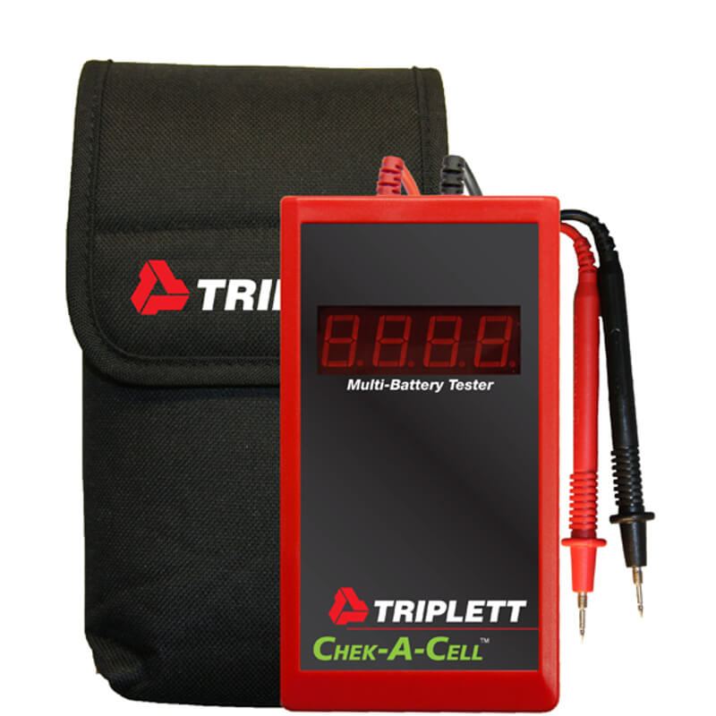 Triplett Chek-A-Cell 3276 Portable Battery Tester