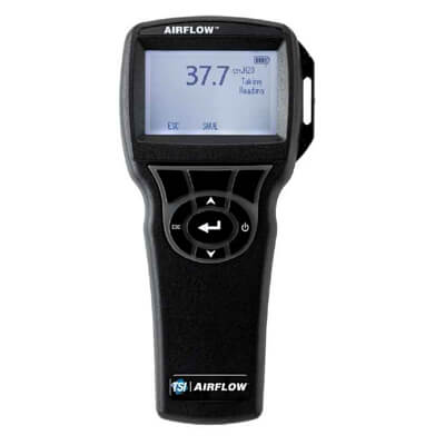 Alnor AXD620 Digital Handheld High-Accuracy Micromanometer
