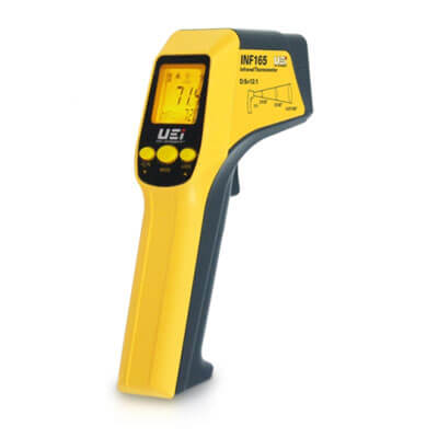 UEi INF165 IR Laser Thermometer