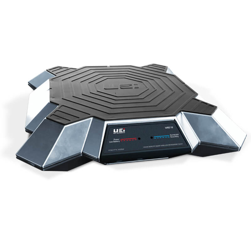 UEi WRS110 Smart Wireless Refrigerant Scale with Programmable Alarms 110 lbs Capacity