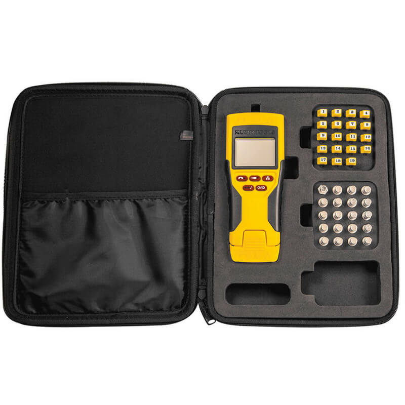 Klein Tools VDV501-825 VDV Scout Pro 2 LT Cable Wiremap and Fault Tester