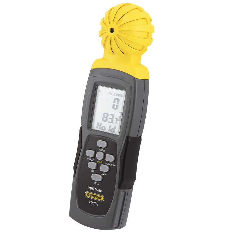 General Tools VOC08 Handheld Datalogging VOC Meter