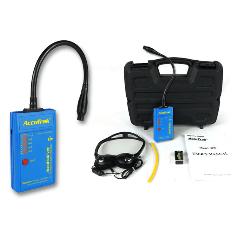 Superior AccuTrak VPE GN Ultrasonic Leak Detector Gooseneck