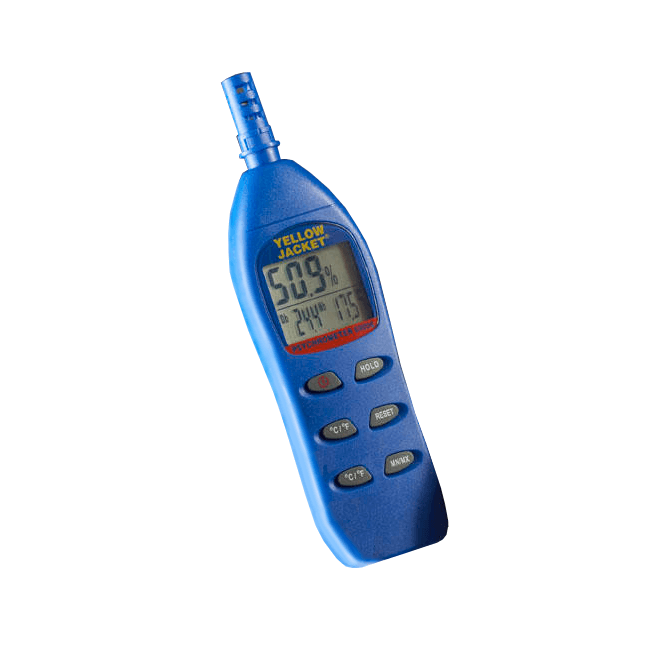 Yellow Jacket 69008 Handheld Digital Psychrometer