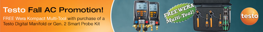Testo Digital Manifolds Promotion Fall 2019