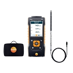 Testo 440 Air Flow Velocity IAQ Instrument Hot Wire Kit 0563 4400